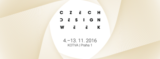 Czech Design Week 2016